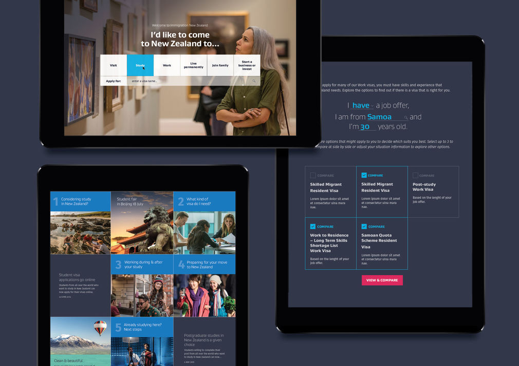 Immigration New Zealand — The Designers Institute of New Zealand
